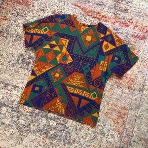 Retro  Vintage Shirt (Size 4)